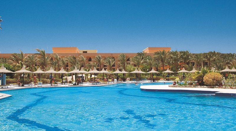 Giftun Azur Resort – Hurghada – 8 dagen Egypte slechts €372,-